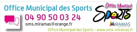 Office Municipale des Sports  MIRAMAS